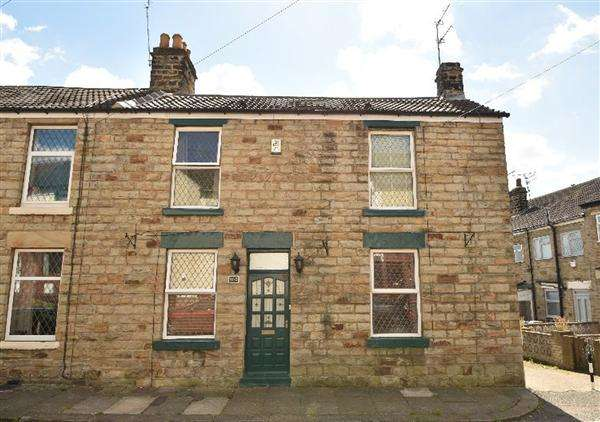2 Bedrooms Terraced House for sale in Peters Yard, Kimberworth
