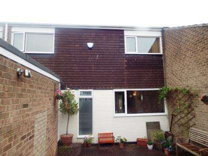 3 Bedrooms Terraced House for sale in Westernmoor, Washington, Tyne and Wear, NE37