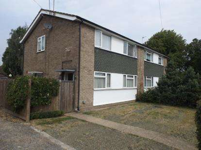 2 Bedrooms Maisonette Flat for sale in Dugdale Hill Lane, Potters Bar, Hertfordshire