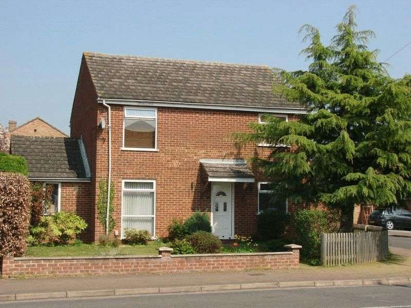 4 Bedrooms Detached House for sale in Fair Close, Bicester