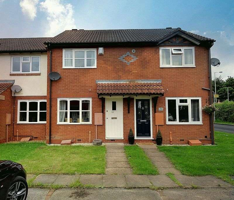 2 Bedrooms Terraced House for sale in Coronation Road, Stafford