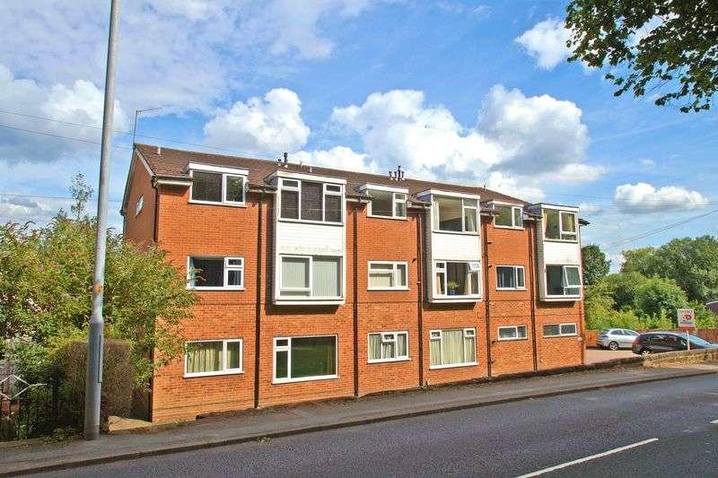 2 Bedrooms Flat for sale in Stourbridge Road, Catshil, Bromsgrove, Worcestershire
