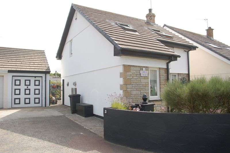 3 Bedrooms Detached House for sale in Carwin Rise, Hayle