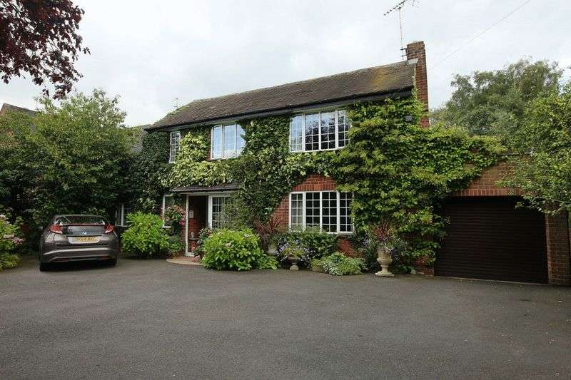 4 Bedrooms Detached House for sale in Adderley Road, Market Drayton