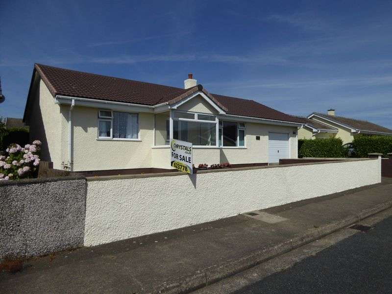 3 Bedrooms Detached Bungalow for sale in Ballaquane Park, Peel, IM5 1PU