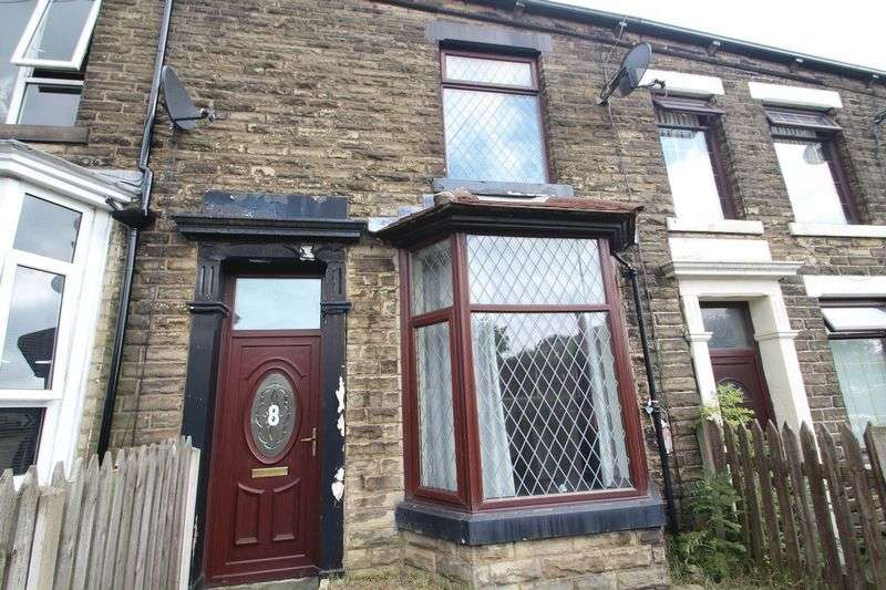 3 Bedrooms Terraced House for sale in Rochdale Road, Milnrow, Rochdale OL16 3LN