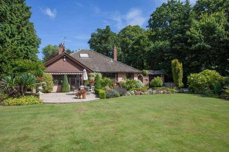 4 Bedrooms Detached Bungalow for sale in High Kelling, Norfolk