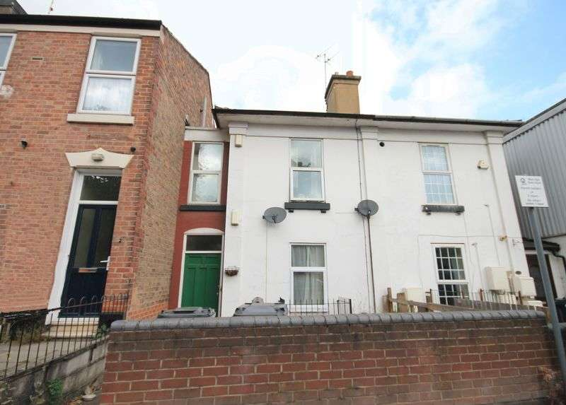 3 Bedrooms Terraced House for sale in Burton Road, Derby