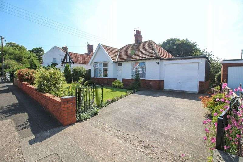 2 Bedrooms Detached Bungalow for sale in Oakleigh Gardens, Cleadon