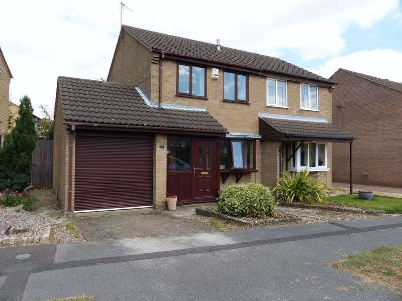 2 Bedrooms Semi Detached House for sale in Leconfield Road, Lincoln