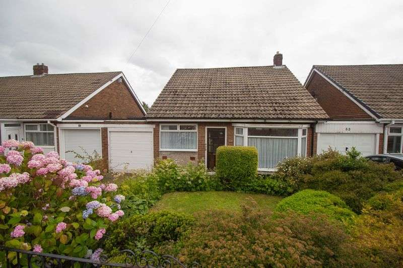 3 Bedrooms Detached Bungalow for sale in Park Lane, Winlaton