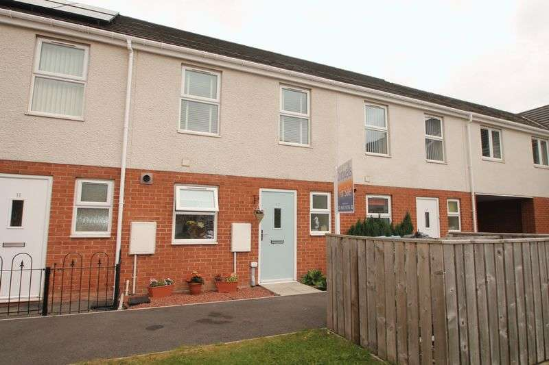 2 Bedrooms Terraced House for sale in Kildale Court, North Ormesby