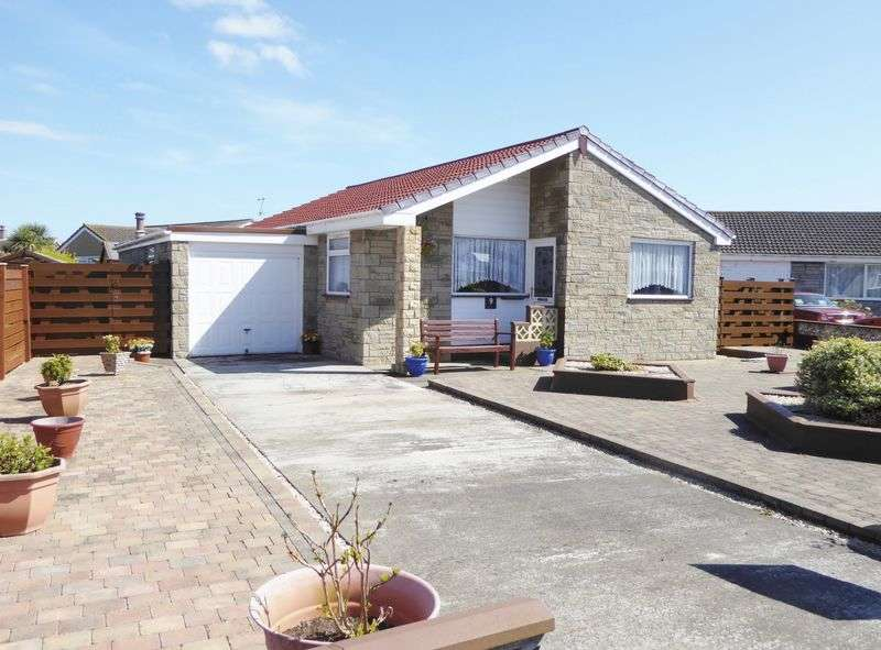 2 Bedrooms Detached Bungalow for sale in Lhag Beg, Isle Of Man