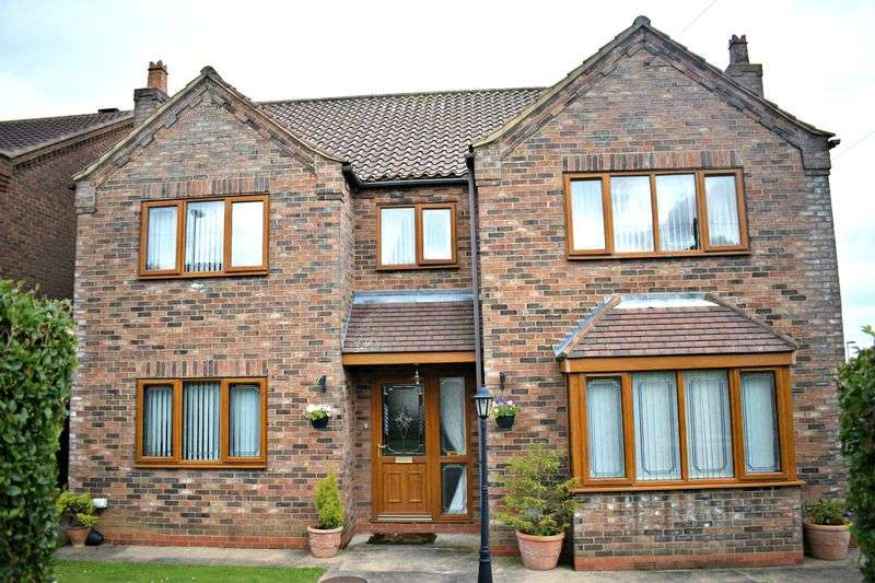 4 Bedrooms Detached House for sale in Forkedale, Barton-Upon-Humber