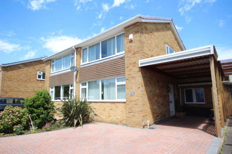 3 Bedrooms Semi Detached House for sale in Charlton Mead Drive, Bristol