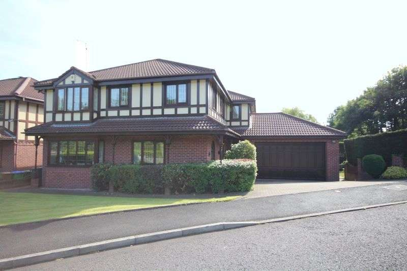 4 Bedrooms Detached House for sale in REGENCY COURT, Bamford, Rochdale OL11 5XD