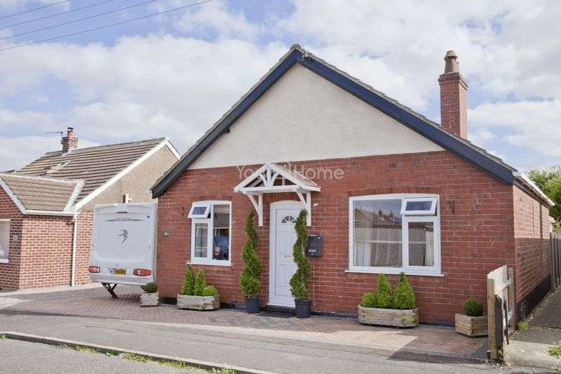 3 Bedrooms Detached Bungalow for sale in Hawthorn Avenue, Lincoln