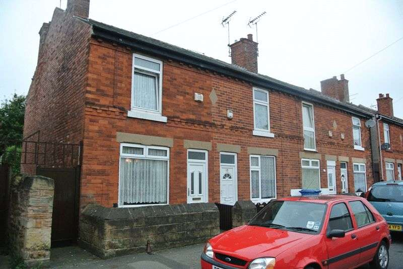 2 Bedrooms Terraced House for sale in George Street, Mansfield