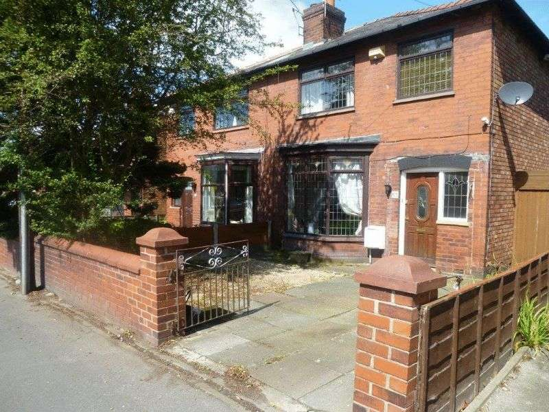 3 Bedrooms Semi Detached House for sale in Sale Lane, Tyldesley, M29 8NQ