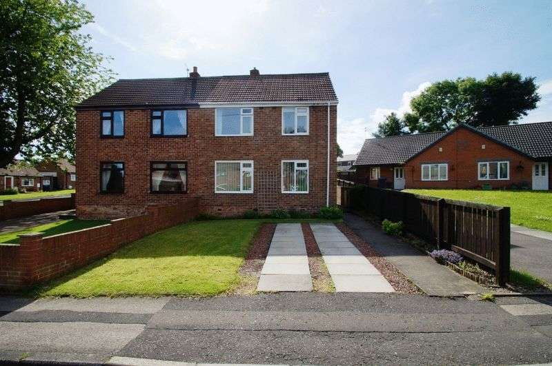 2 Bedrooms Semi Detached House for sale in Magdalene Avenue, Carrville