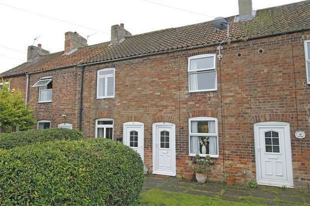 1 Bedroom Cottage House for sale in Church Street, Misterton, Doncaster, South Yorkshire