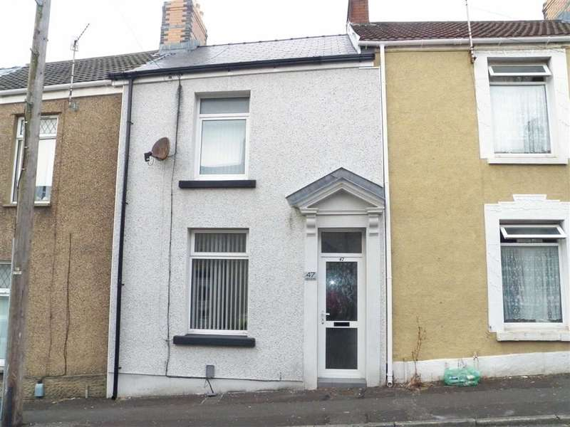 2 Bedrooms Property for sale in Hafod Street, Hafod