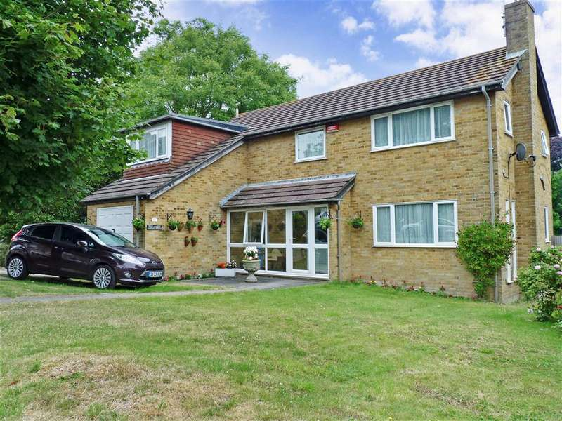 4 Bedrooms Detached House for sale in Vale View Road, Dover, Kent