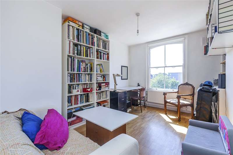 1 Bedroom Flat for sale in Drayton Park, London, N5