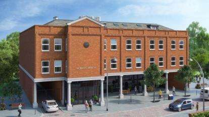 2 Bedrooms Flat for sale in Albion House, Lime Street