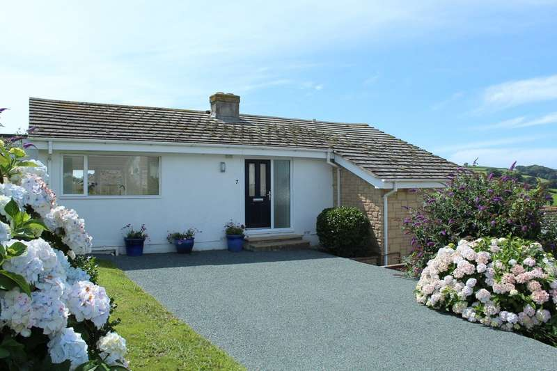 2 Bedrooms Detached Bungalow for sale in Kingsbridge, Devon