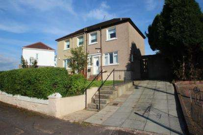 3 Bedrooms Semi Detached House for sale in Springhill Road, Garrowhill, Glasgow, Lanarkshire