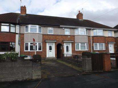 3 Bedrooms Terraced House for sale in Crankhall Lane, Wednesbury, West Midlands