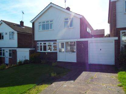 3 Bedrooms Detached House for sale in Kingsdown Mount, Nottingham, Nottinghamshire