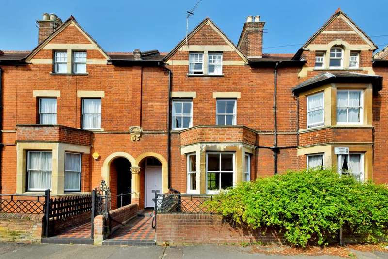 4 Bedrooms Terraced House for sale in Southmoor Road, Oxford