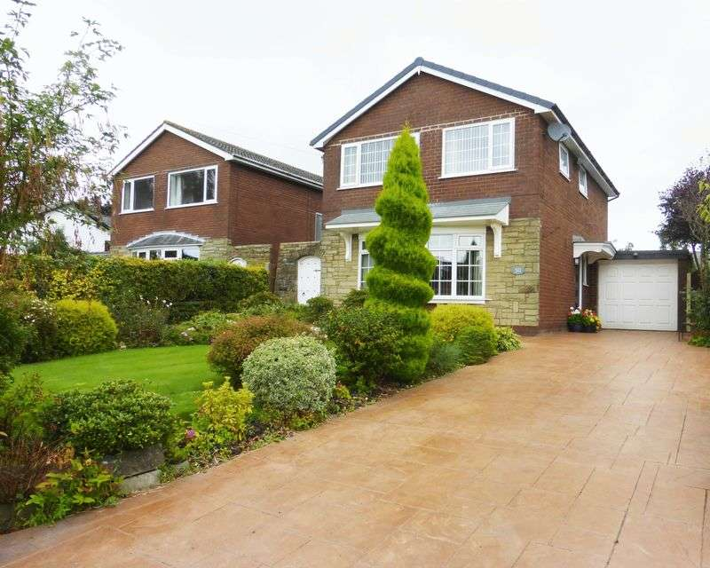 3 Bedrooms Detached House for sale in Hall Carr Lane, Longton, Preston