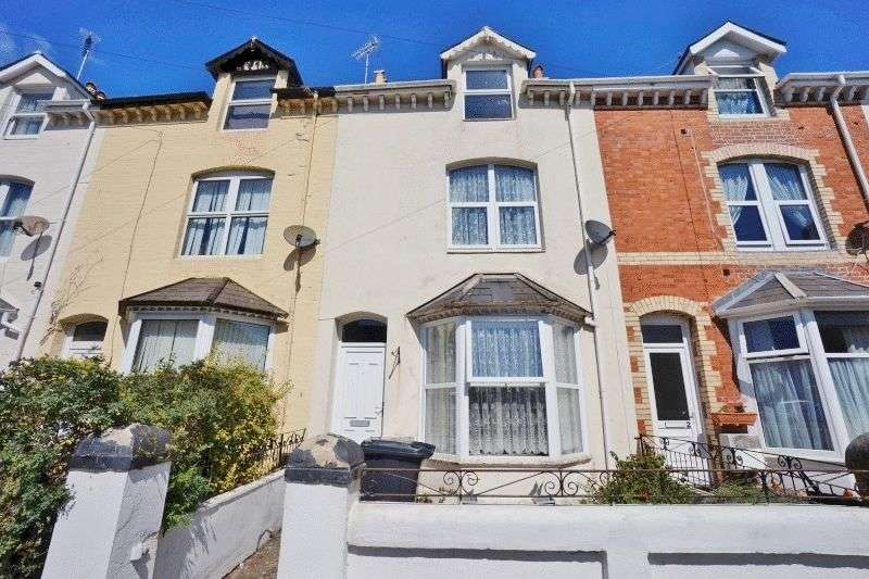 4 Bedrooms Terraced House for sale in TOWER ROAD, PAIGNTON REF: AB30