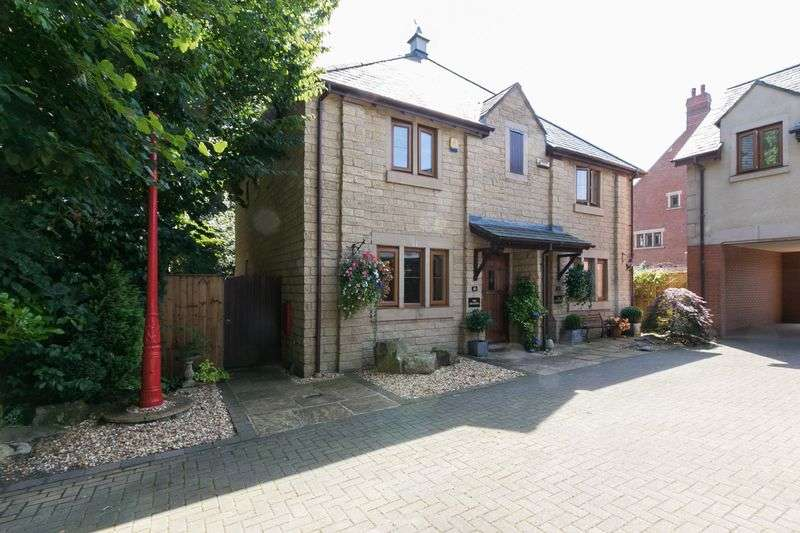 3 Bedrooms Semi Detached House for sale in Wardle Court, Whittle-Le-Woods, PR6 7DQ