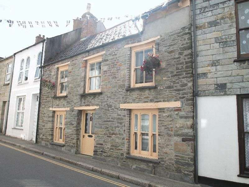 3 Bedrooms Terraced House for sale in Fore Street, ST COLUMB MAJOR