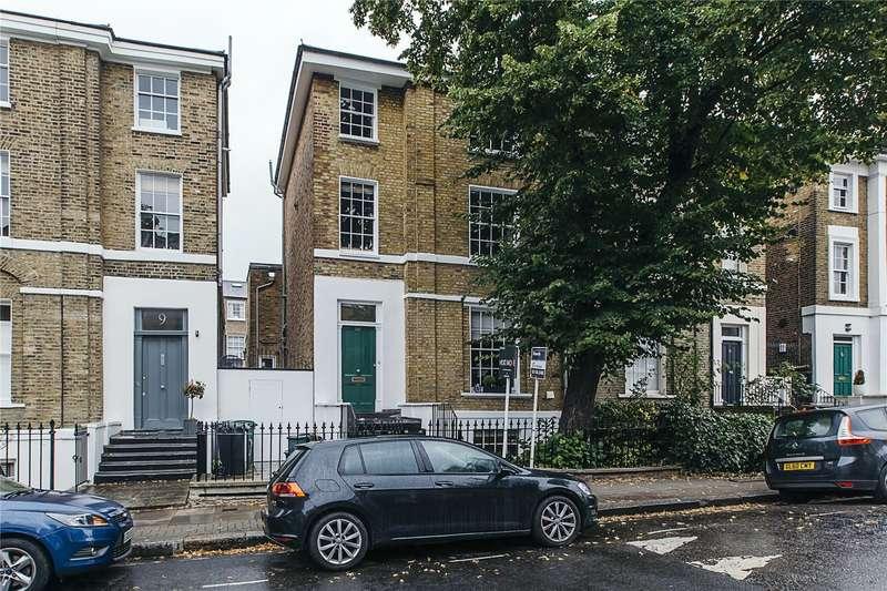 2 Bedrooms Flat for sale in Belitha Villas, London, N1