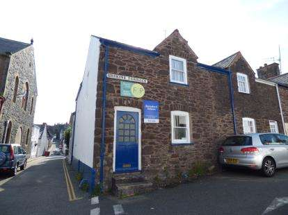 2 Bedrooms End Of Terrace House for sale in Erskine Terrace, Conwy, LL32