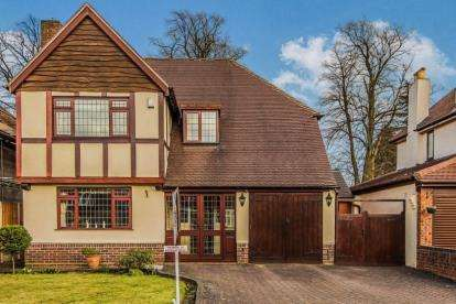 4 Bedrooms Detached House for sale in Fairyfield Avenue, Birmingham, West Midlands