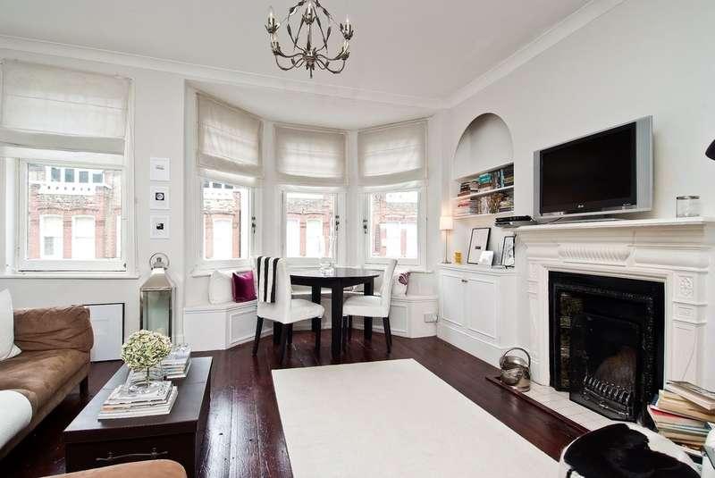 1 Bedroom Flat for sale in Marjorie Grove, Battersea, London SW11