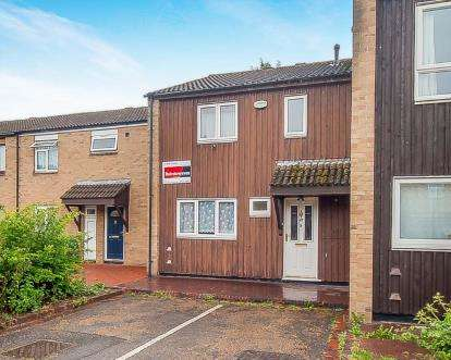 3 Bedrooms Terraced House for sale in Pennington, Orton Goldhay, Peterborough, Cambridgeshire