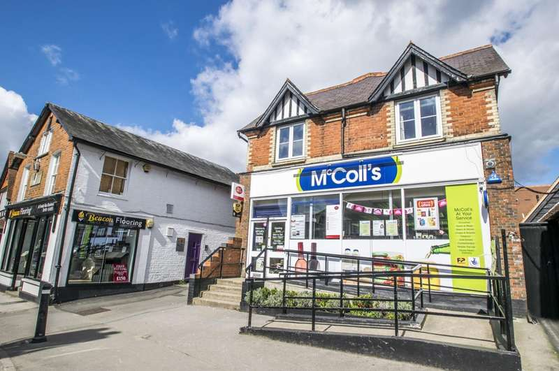 3 Bedrooms Apartment Flat for sale in High Street, Goring, Reading, RG8