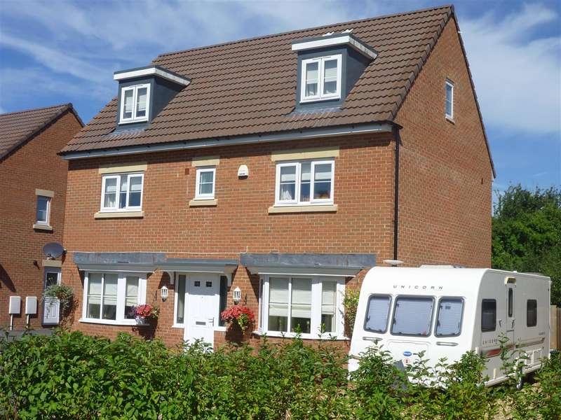 5 Bedrooms Property for sale in Hilperton, Trowbridge