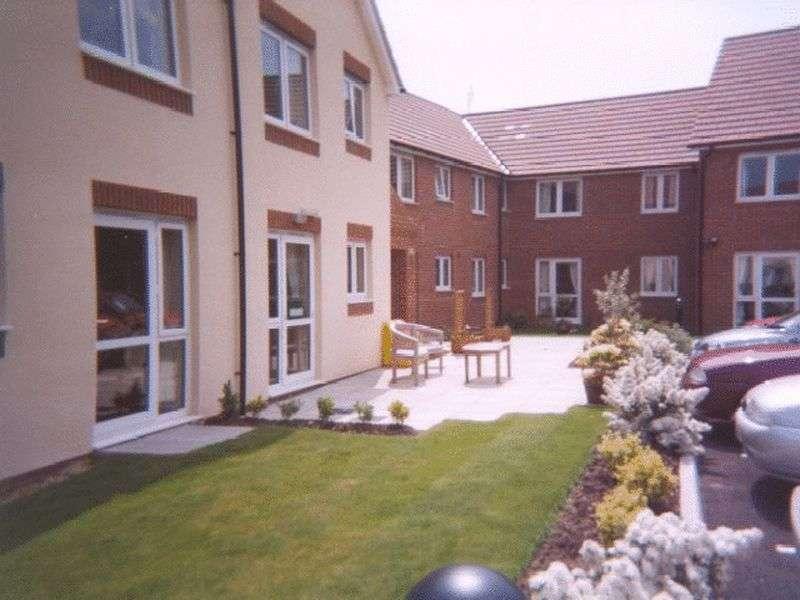 1 Bedroom Retirement Property for sale in Buckingham Court Phase 2, Bognor Regis, PO22 7SF