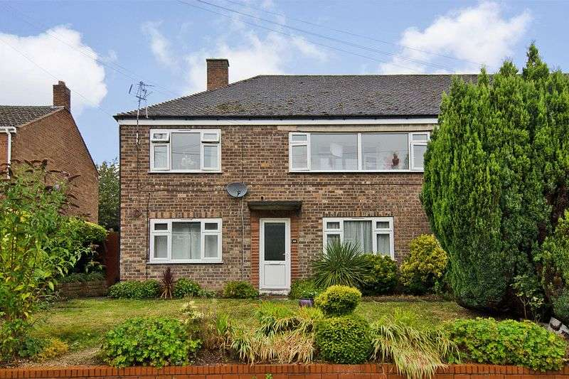 2 Bedrooms Flat for sale in Oakenfield, Lichfield