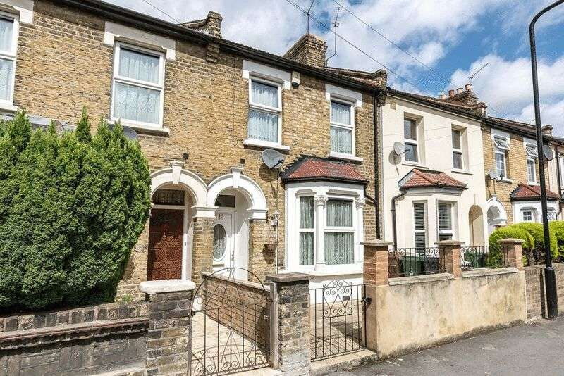 3 Bedrooms Terraced House for sale in Ramsay Road, Forest Gate, E7