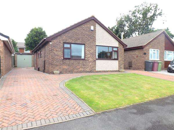 2 Bedrooms Bungalow for sale in Southwood Drive, Clowne, Chesterfield
