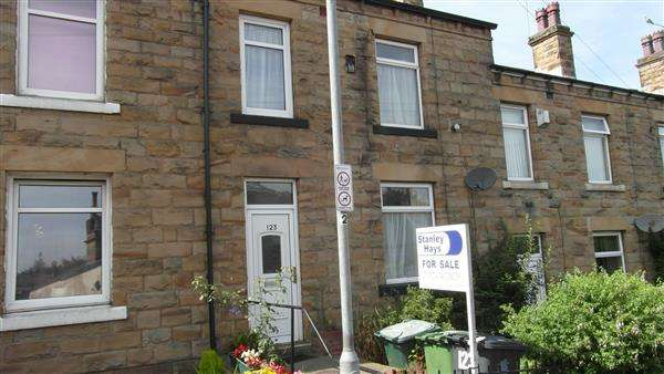 3 Bedrooms Terraced House for sale in Common Road, Batley